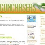 Dragonchasers: Main Page (March 2007)