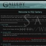 EQ2 Gallery: Main Page (January 2008)