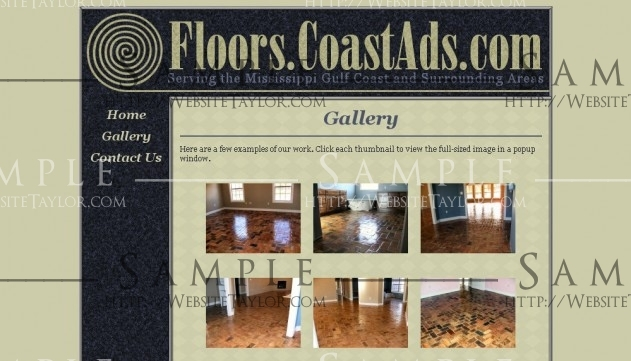 Floors.CoastAds.com: Gallery Page (September 2007)
