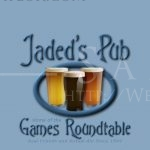 Jaded's Pub: Splash Page (March 2007)