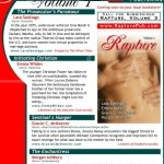 Rapture Publishing: Print Advertisement (August 2007)