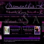 Samantha Lucas: Main Page (July 2007)