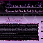 Samantha Lucas: Main Page (July 2008)