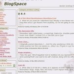 BlogSpace: Category Archive (Blog, December 2006)