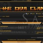 The Oda Clan: Main Page (September 2007)
