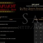 Zuflucht: Main Page (April 2007)