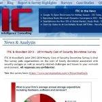 ITIC: Main Page (November 2011)